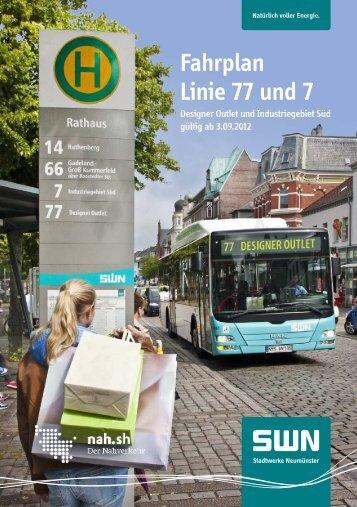 bekommen Sie unseren kleinen Flyer mit allen - Stadtwerke ...