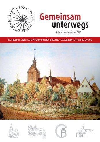 Gemeindebrief - Kirchspiel Dresden West