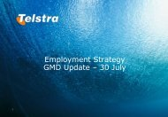 Employment Strategy