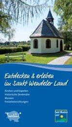 Entdecken & erleben im Sankt Wendeler Land - Bostalsee