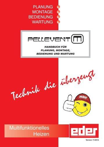 PELLEVENT-M - Handbuch für Pl...