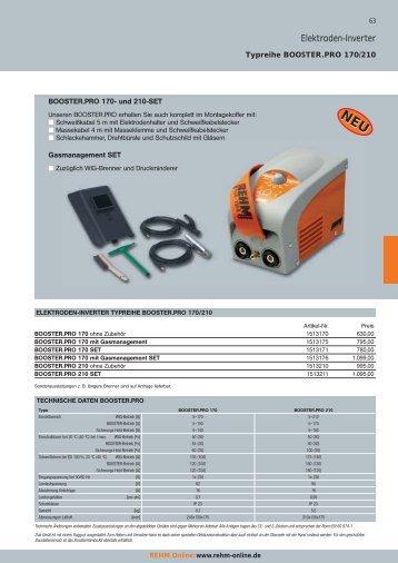 Elektroden-Inverter