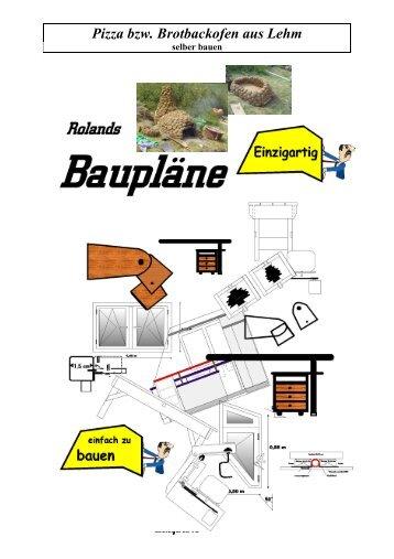 bauplan fr sspindel rund. Black Bedroom Furniture Sets. Home Design Ideas