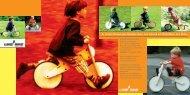 Like a Bike Laufräder - Flyer 2004 - Kinderfahrrad