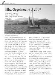 Datei Elba Segelwoche - HUW Yachtcharter