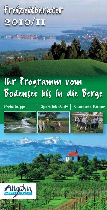 Rodeln • wandern • genießen - Gemeinde Hergensweiler