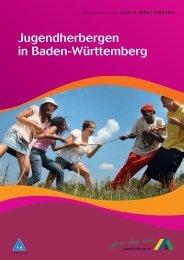 in Baden-Württemberg • 2010 - DJH Baden-Württemberg