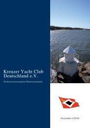 Mitgliederversammlung 2011 - Kreuzer Yacht Club Deutschland e.V.