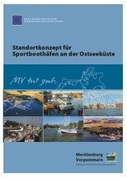 Standortkonzept für Sportboothäfen an der ... - IKZM-D Lernen