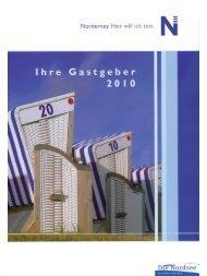 ggv-2010.pdf (54,2 MB) - Chronik der Insel Norderney