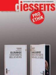 PRO ETHIK - Humanistischer Verband Deutschlands