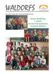 Waldorf Zeitung neu44 - Freie Waldorfschule Lörrach