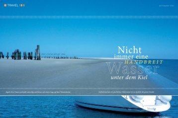 Detlef Jens - Blue Yachting