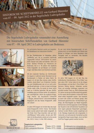 Historische Schiffe