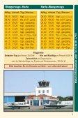 aktueller Flugplan LFH 2012 - Luftverkehr Friesland Harle - Seite 7