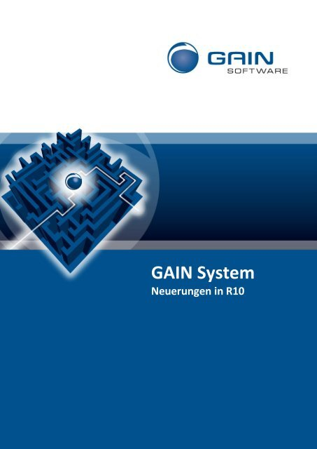 GAIN System