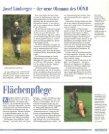 Josef Limberger - der neue Obmann des OONB - Seite 3