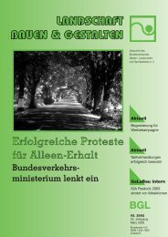 Aktuell - Bundesverband Garten-, Landschafts
