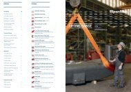 Download our Lifting Solutions brochure - SpanSet UK Ltd