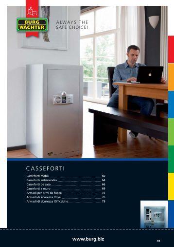 Casseforti Burg Watcher - Casa Della Chiave Udine