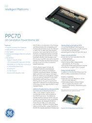 GE Intelligent Platforms - Acal Technology