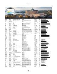 2011 SEC WEB LIST 6 23 11 - Exhibition Services & Contractors ...