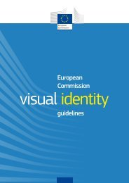 European Commission guidelines