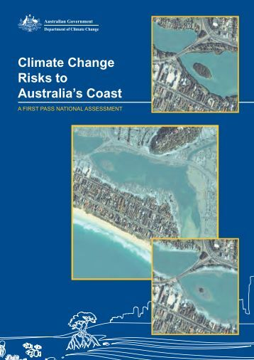 Climate change risks to Australia's coast (PDF 11.0 - Department of ...