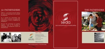 to Download the SEDA Informational Brochure