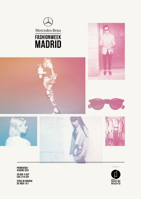 d73030aabb Dossier de prensa - Mercedes-Benz Fashion Week Madrid