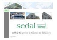 Ponència Albert Ferrari - Enginyers Industrials de Catalunya