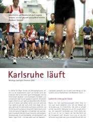 x-Karlsruhe 06-07.indd - Stadtwerke Karlsruhe