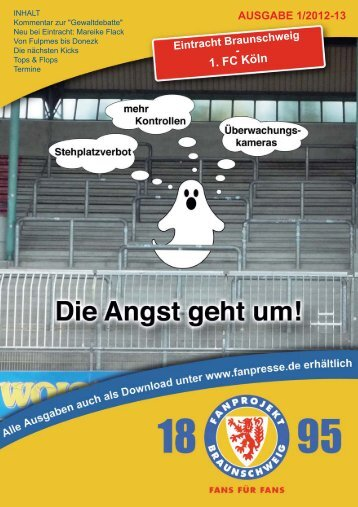 Heft 01 - FanPresse Braunschweig
