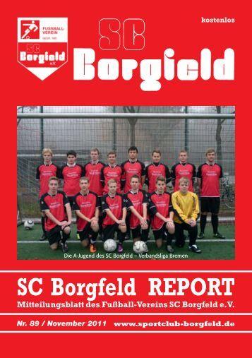 November 2011 - SC Borgfeld e.V.