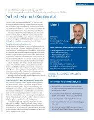 KKH-Allianz - Kandidaten und Listen ( PDF , 561 kB - Sozialwahl 2011