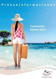 Frankreichs Küsten 2012 - Maison de la France