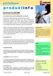 Connect to DICOM 092007