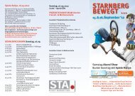 STA bewegt - Stadtmarketing Starnberg