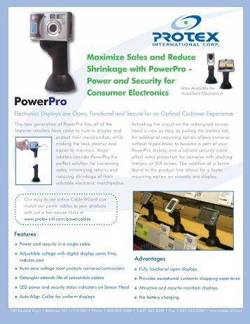 PowerPro - Piperaris Security & Protection