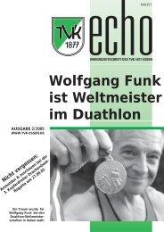 TVK Echo 2/05 - Turnverein 1877 eV Essen-Kupferdreh