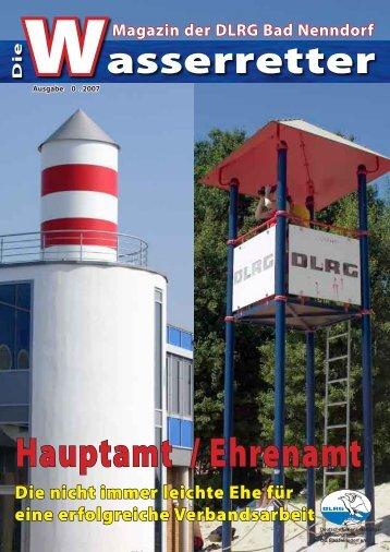 Hauptamt / Ehrenamt - Heiko Reckert