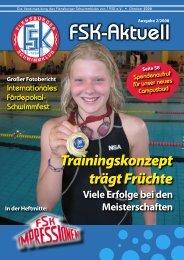 FSK-Aktuell - Flensburger Schwimmklub