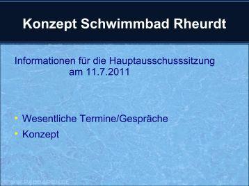 Konzept Schwimmbad Rheurdt - schwimmfreunde-rheurdt.de