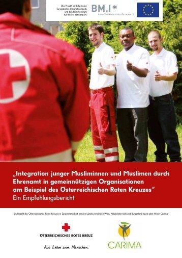 """""""Integration junger Musliminnen und Muslimen durch Ehrenamt in ..."""
