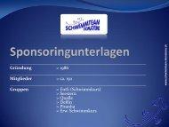 Umfrage Schwimmschule - Schwimmteam Domat/Ems