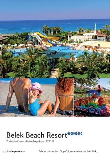 Belek Beach Resort - Travelcms.de