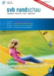 Rundschau 2010-2 - SVB Kindersport