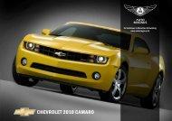 2010 Chevrolet Camaro PDF - Auto Magnus