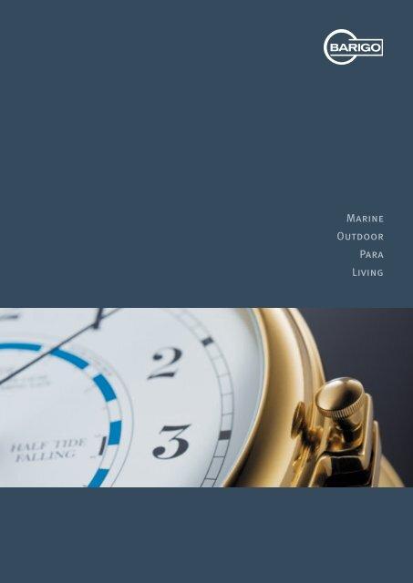 Barigo Schiffscomfortmeter Regatta 984MSBL
