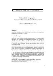 Vorsatz Band 98, 2008.fm - Landespflege Freiburg